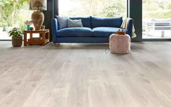 Hướng dẫn lựa chọn sàn gỗ công nghiệp cho phòng khách đẹp