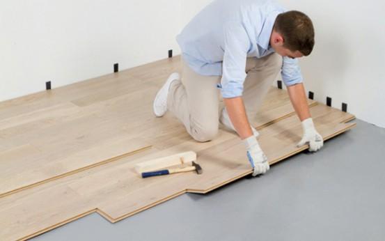 Hướng dẫn lắp sàn gỗ công nghiệp đúng và chuẩn